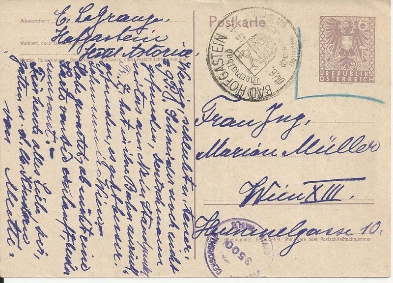 Wappenzeichnung  -  ANK 714-736 - Belege - Seite 4 Bild_520