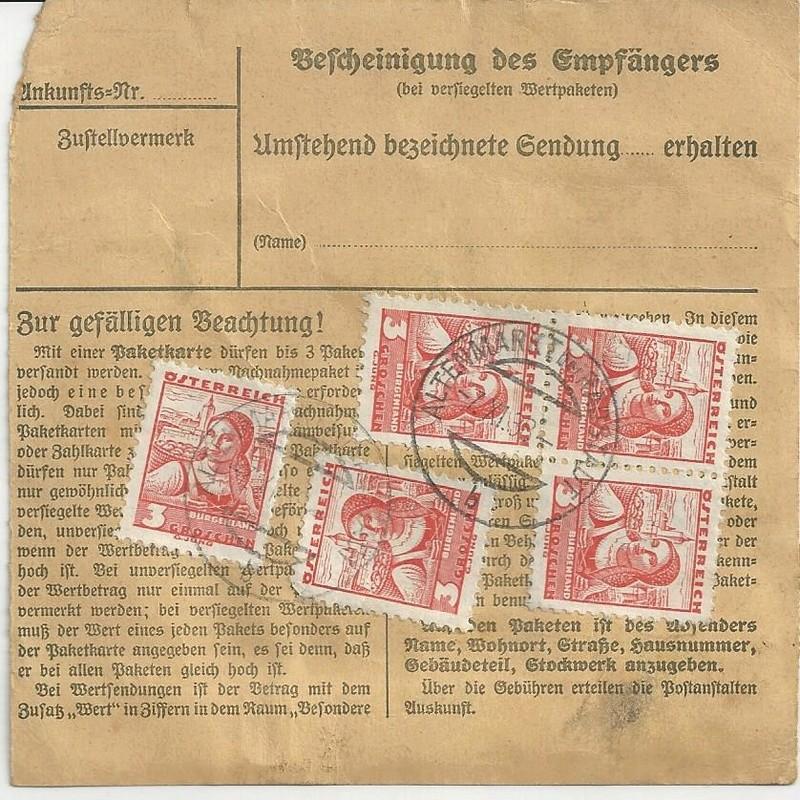 Österreich im III. Reich (Ostmark) Belege - Seite 9 Bild_710