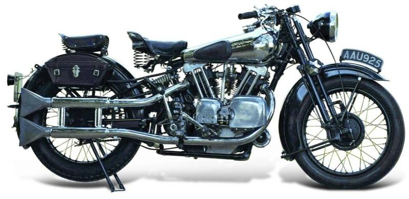 Votre plus belle moto du monde. Brough10