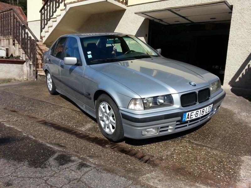 mes autres BMW 318tds10