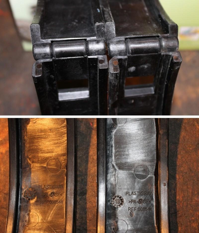 Collier de fermeture couvercle boite à filtre Collie11