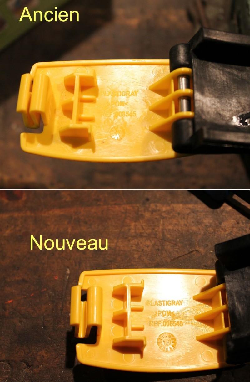 Collier de fermeture couvercle boite à filtre Croche11