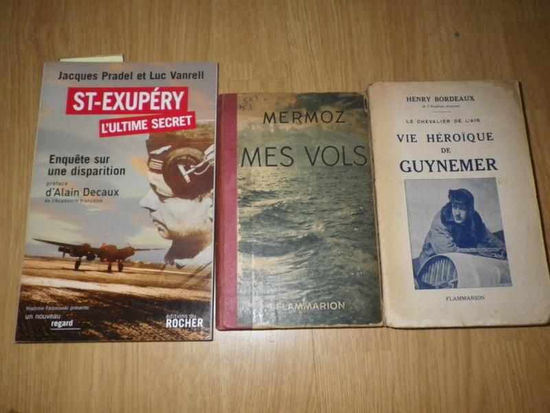 Aircraft books/media/commemoratives  Imgp2814