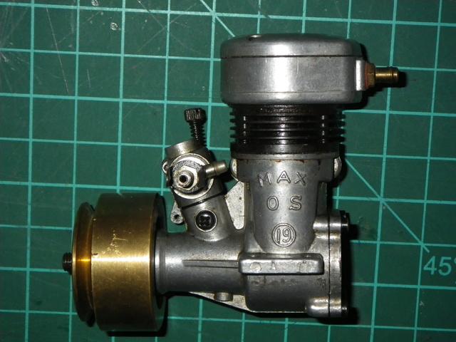 Running some marine engines: OS MAX-S 30 RC Imgp3417
