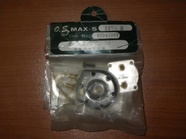 Running some marine engines: OS MAX-S 30 RC Imgp9910