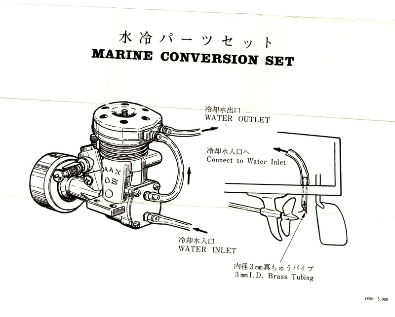 Running some marine engines: OS MAX-S 30 RC - Page 2 Marine10