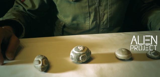 Les extraordinaires reliques au Pérou  Screen16