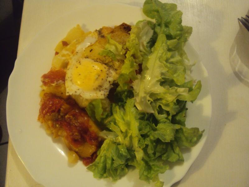 tajine légumes ,oeuf !!! Dsc05511