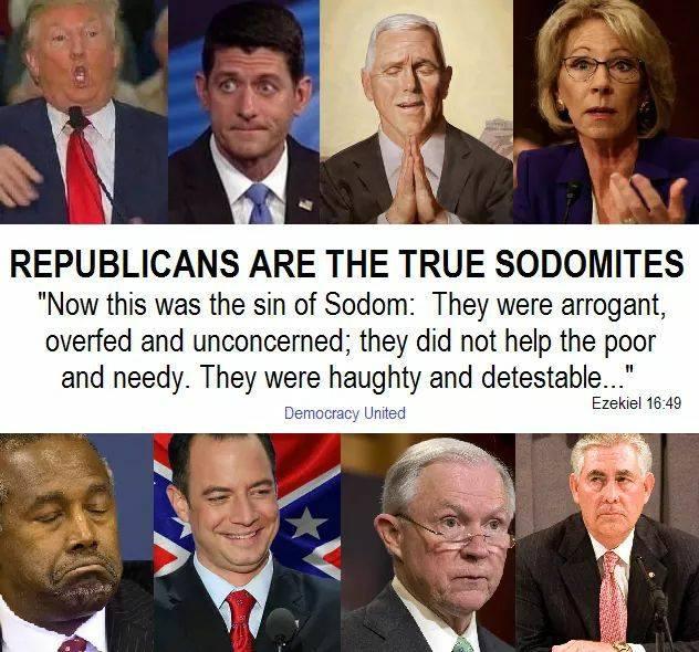 US Republican Congress Lunacy Rant Thread Republ13