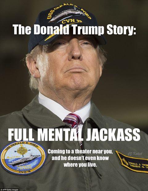 Donald Trump Vent Thread - Page 3 Trump108