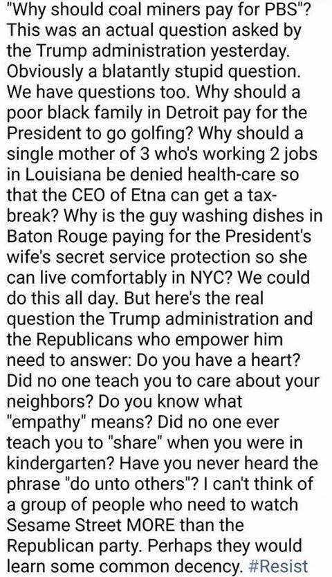 US Republican Congress Lunacy Rant Thread - Page 2 Trump161