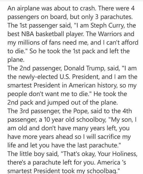 Joke of the day - Page 9 Trump298