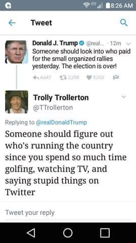 Donald Trump Vent Thread - Page 10 Trump309