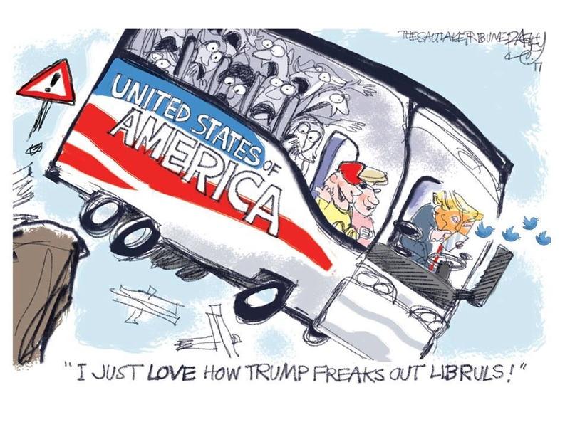 Donald Trump Vent Thread - Page 11 Trump381