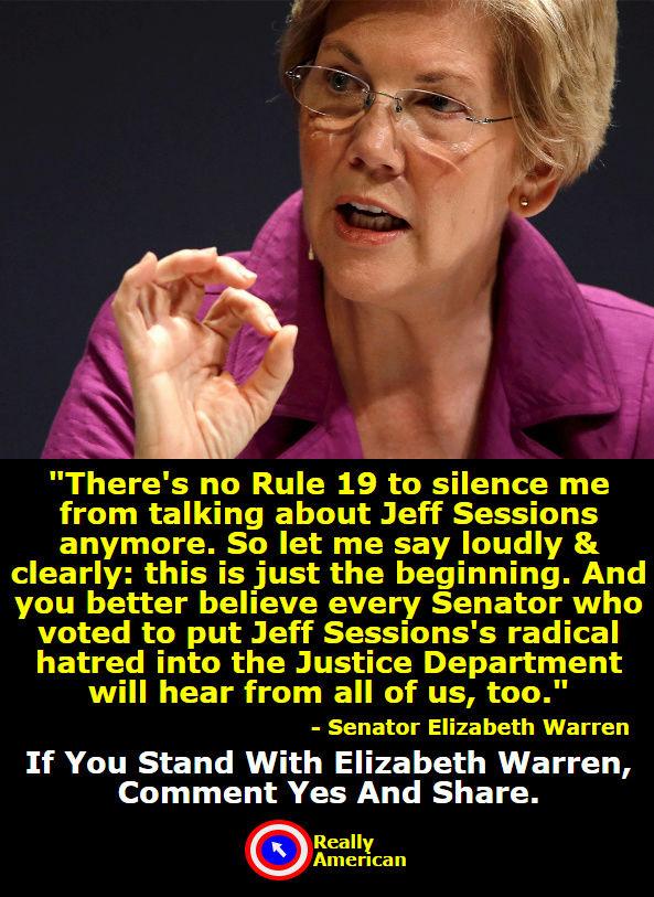 US Republican Congress Lunacy Rant Thread Warren10
