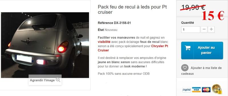 Kits Leds pour PT Cruiser Feu_re11