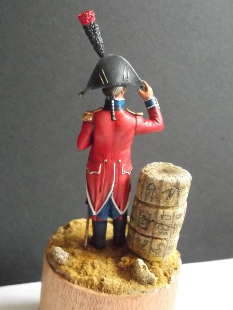 lieutenant en GRD tenue Egypte 1798/1801, Métal Models figurines Dscf6212