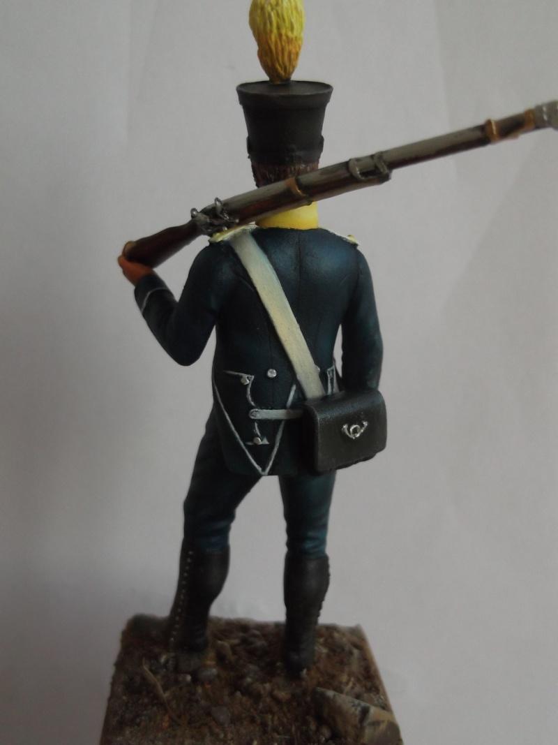Voltigeur d'infanterie 1812 Métal Modèles par Giacomel Dscf6311