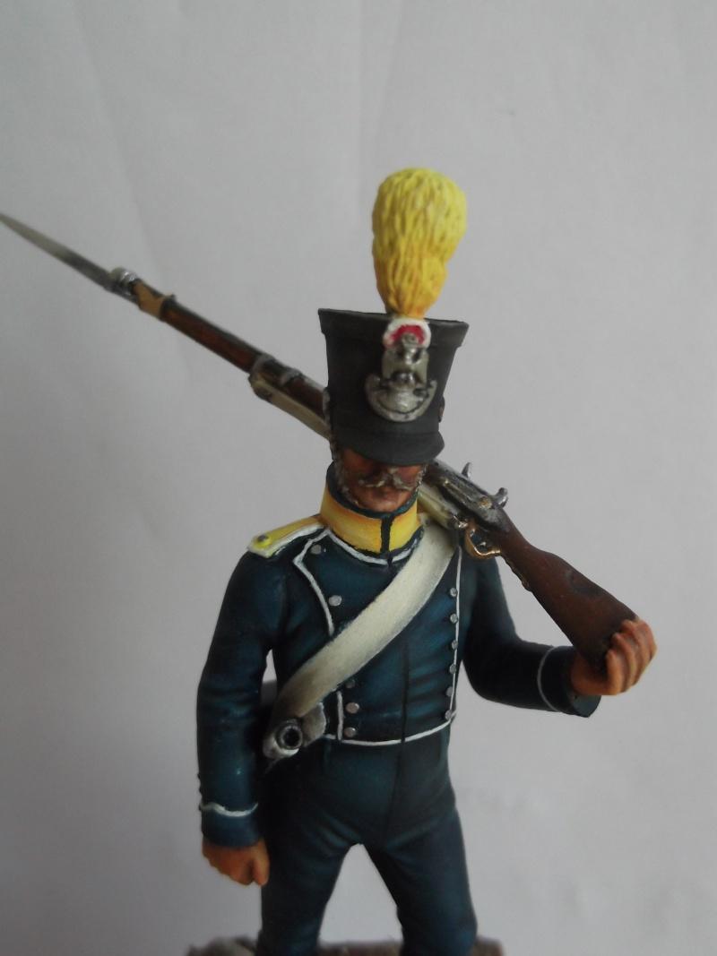 Voltigeur d'infanterie 1812 Métal Modèles par Giacomel Dscf6313