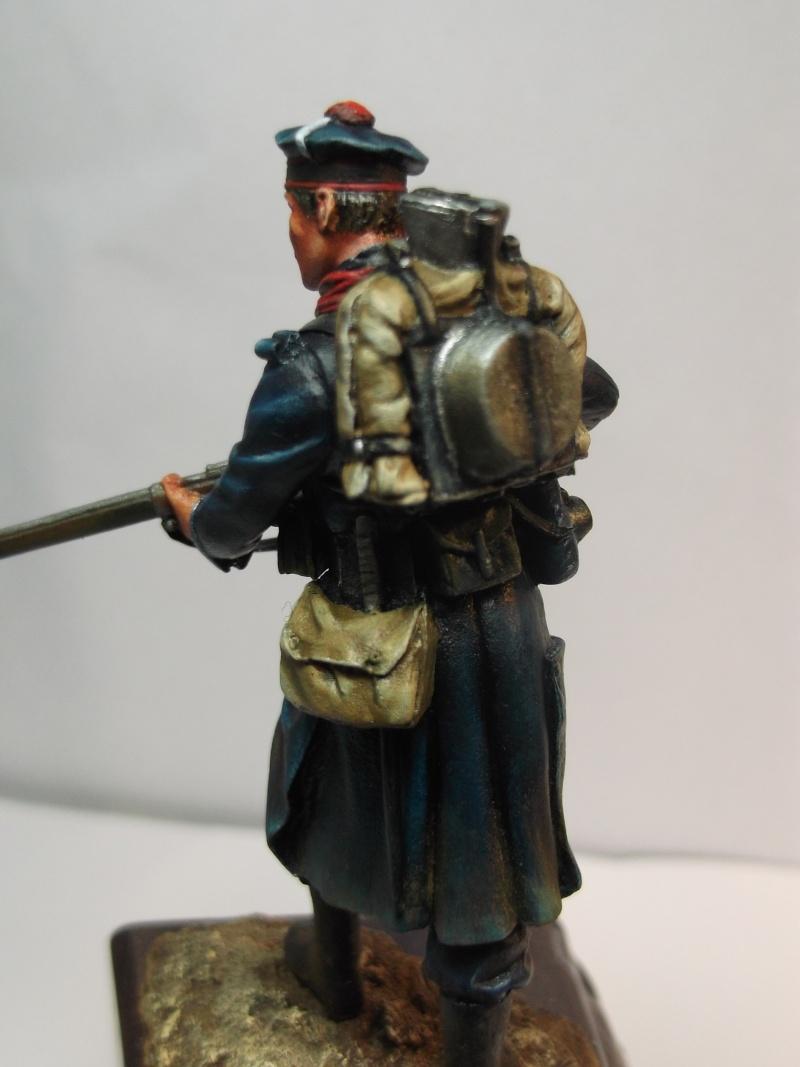 Fusilier Marin Français Dixmude 1914, figurine Métal Modeles par Giacomel Dscf6328