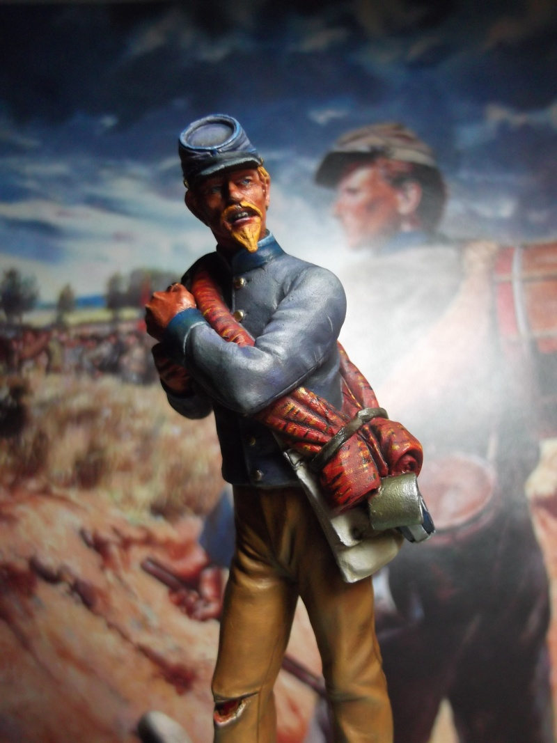 Tambour confédéré Elite miniature par Giacomel Dscf6333