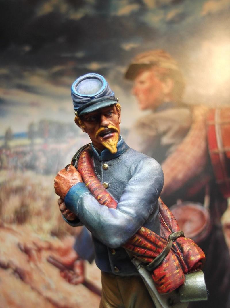 Tambour confédéré Elite miniature par Giacomel Dscf6334