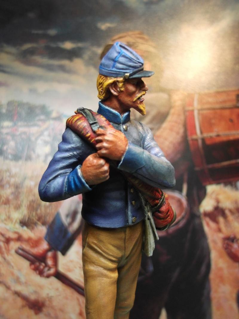 Tambour confédéré Elite miniature par Giacomel Dscf6336