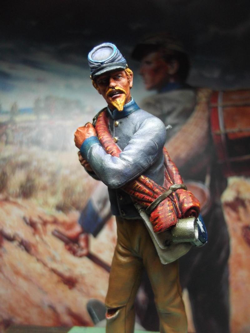 Tambour confédéré Elite miniature par Giacomel Dscf6337