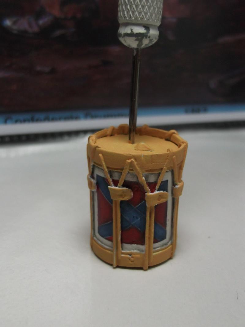 Tambour confédéré Elite miniature par Giacomel Dscf6339