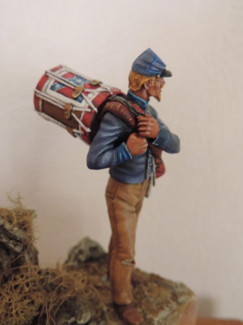 Tambour confédéré Elite miniature par Giacomel Dscn0011
