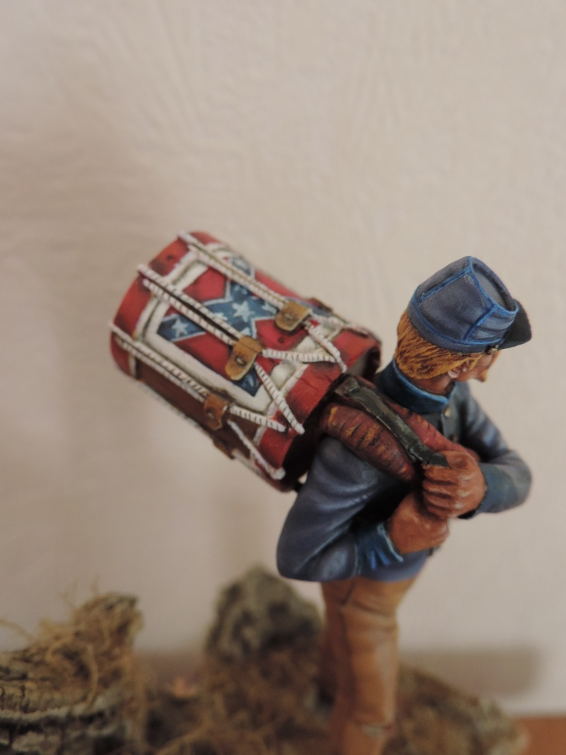 Tambour confédéré Elite miniature par Giacomel Dscn0012