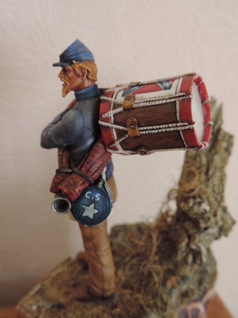 Tambour confédéré Elite miniature par Giacomel Dscn0014