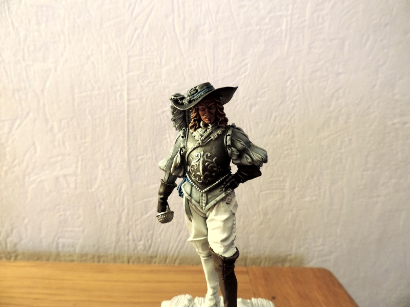 Noble Espagnol XVII S. figurine Roméo Models par Giacomel Dscn0016