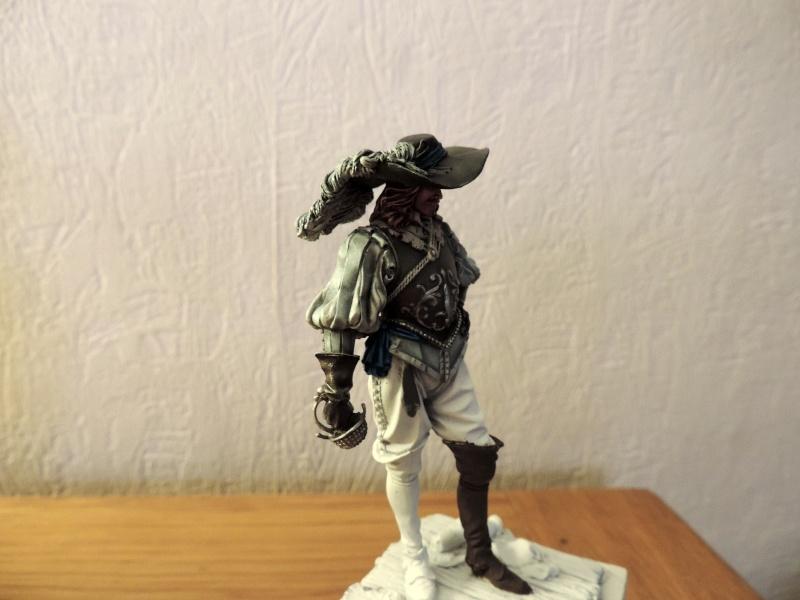 Noble Espagnol XVII S. figurine Roméo Models par Giacomel Dscn0017