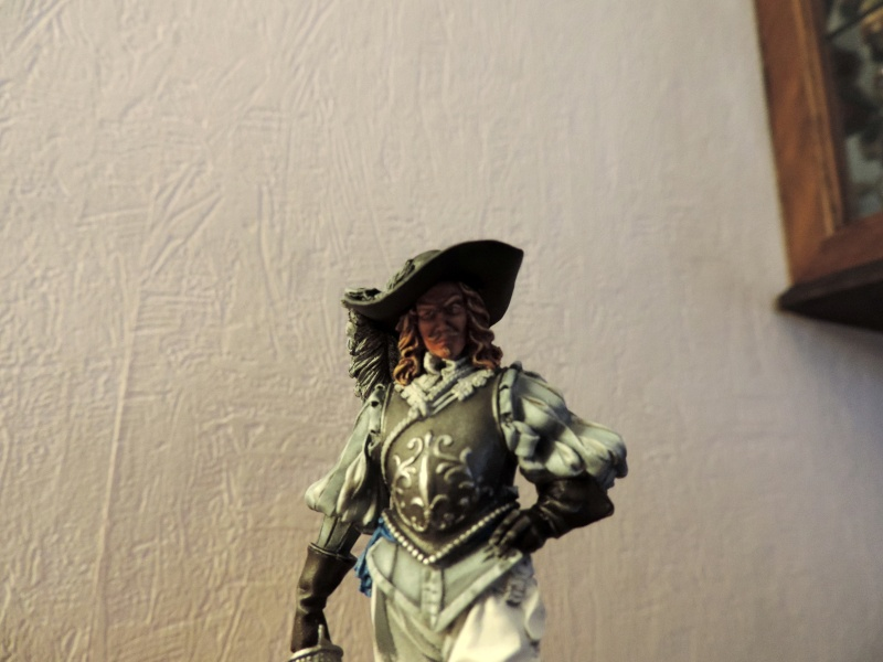 Noble Espagnol XVII S. figurine Roméo Models par Giacomel Dscn0020
