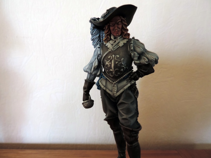 Noble Espagnol XVII S. figurine Roméo Models par Giacomel Dscn0021