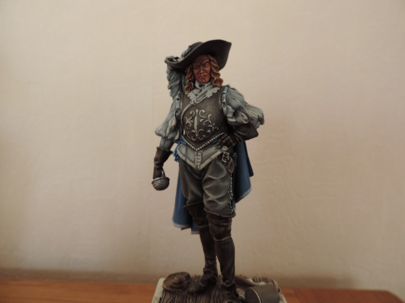 Noble Espagnol XVII S. figurine Roméo Models par Giacomel Dscn0025