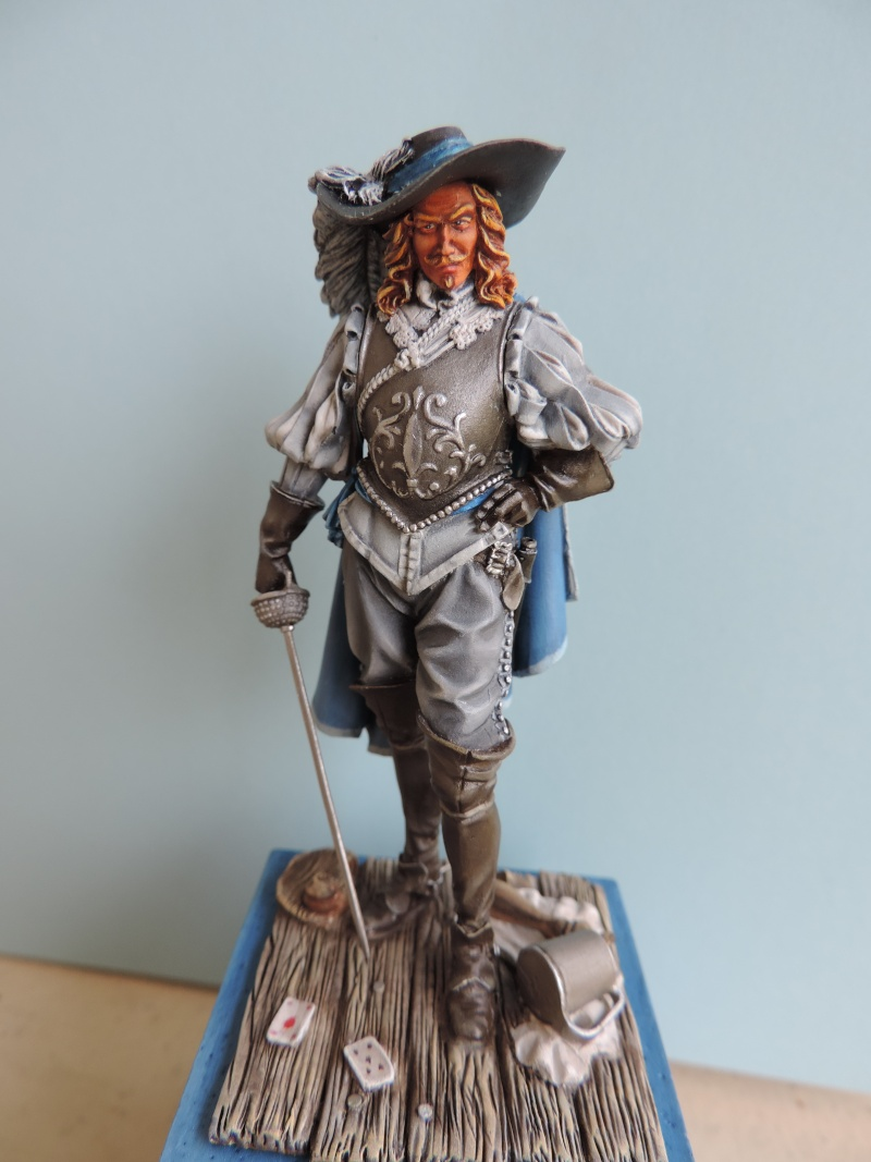 Noble Espagnol XVII S. figurine Roméo Models par Giacomel Dscn0210