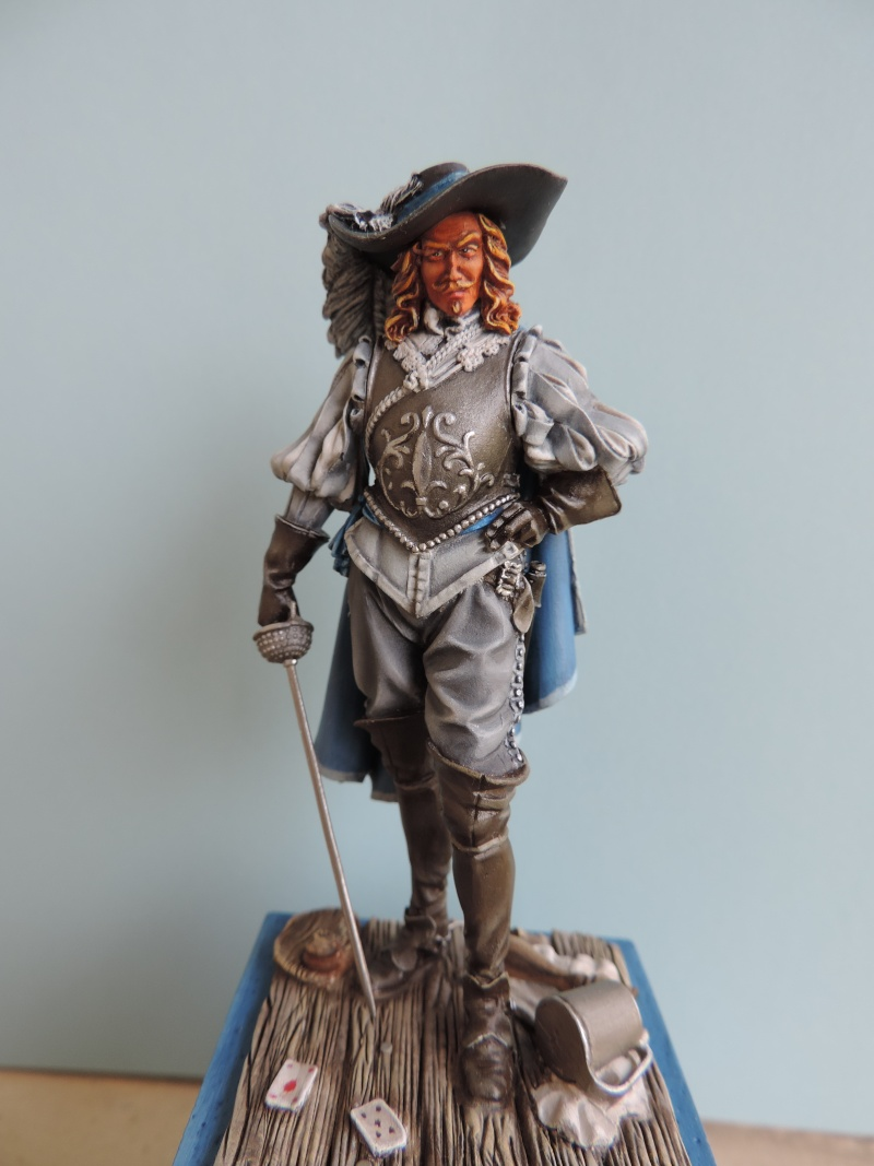 Noble Espagnol XVII S. figurine Roméo Models par Giacomel Dscn0211