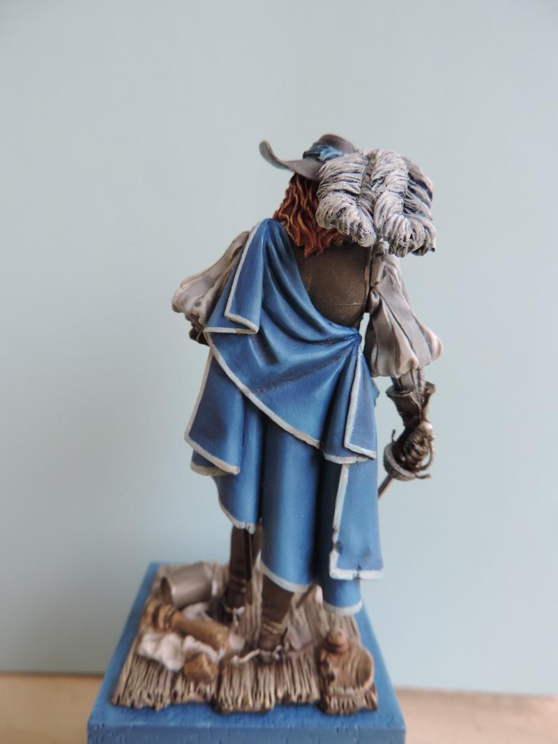 Noble Espagnol XVII S. figurine Roméo Models par Giacomel Dscn0212