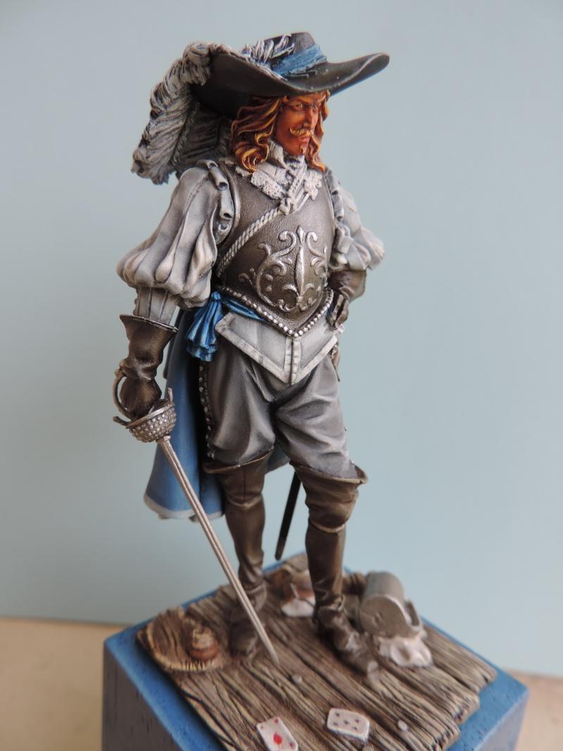 Noble Espagnol XVII S. figurine Roméo Models par Giacomel Dscn0213