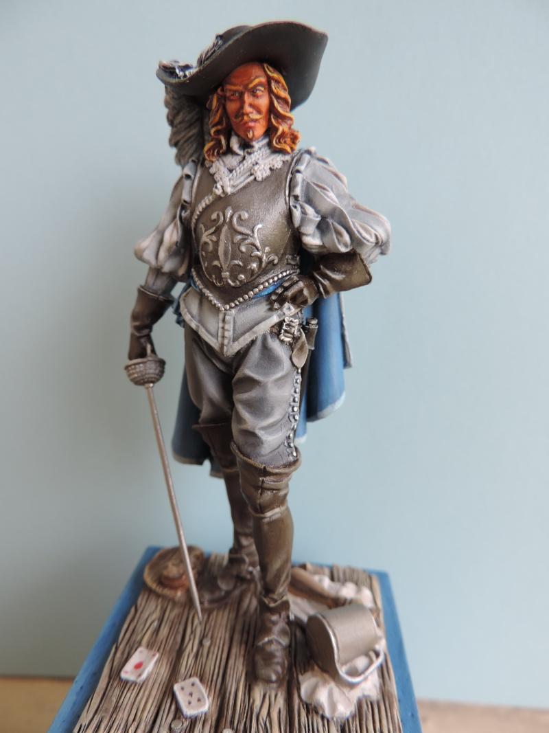 Noble Espagnol XVII S. figurine Roméo Models par Giacomel Dscn0215