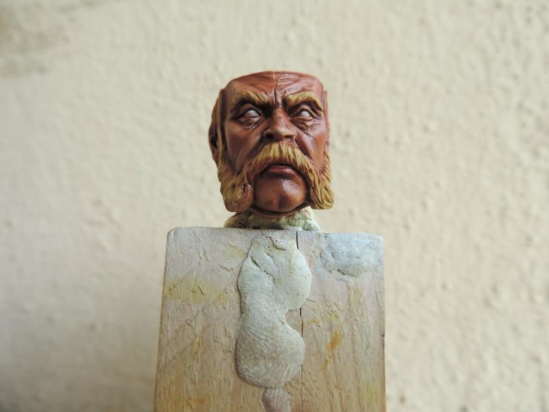 Buste de vétéran Russe à Eylau par Giacomel  Dscn0216