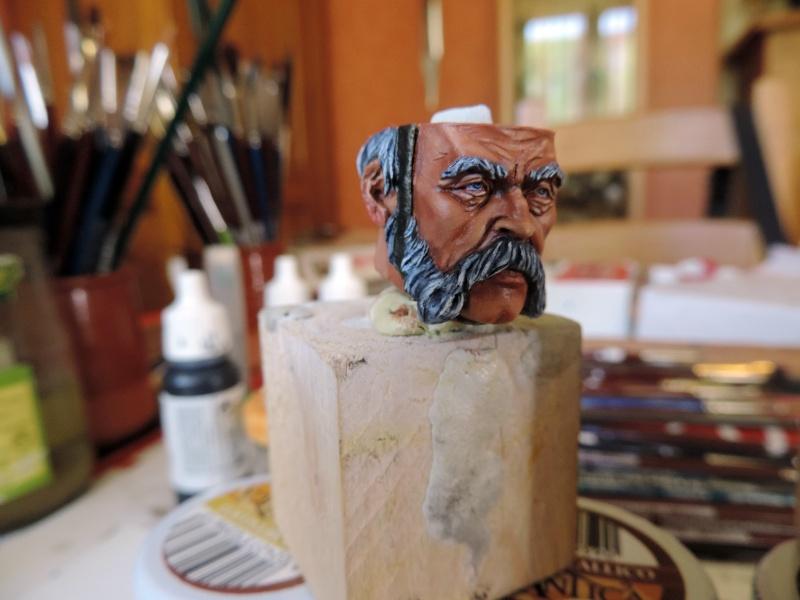 Buste de vétéran Russe à Eylau par Giacomel  Dscn0224