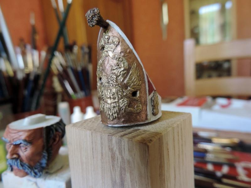Buste de vétéran Russe à Eylau par Giacomel  Dscn0226