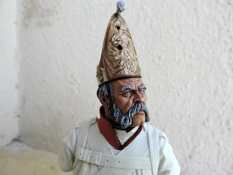 Buste de vétéran Russe à Eylau par Giacomel  Dscn0231