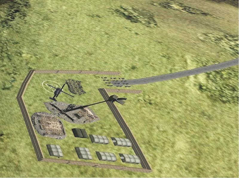 Custom buildings on the server Secret10