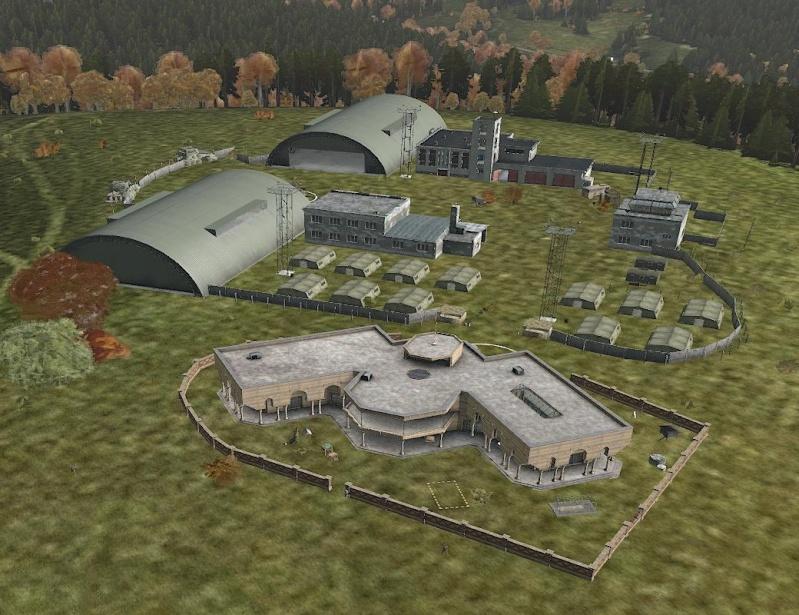 Custom buildings on the server Secret11