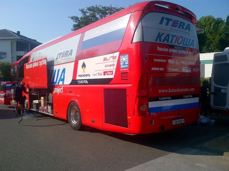 Cars équipes cycliste Bus_ka12