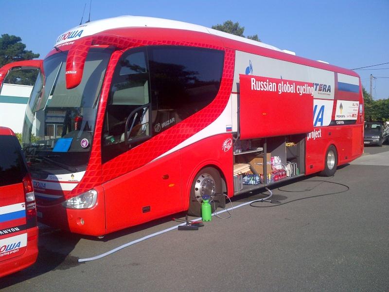Cars équipes cycliste Bus_ka13